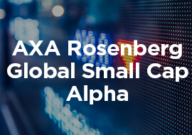 AXA Rosenberg Global Small Cap Alpha